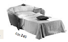 Раскладн механизм в диван 2 местный - Итальянская гостиная Donatello