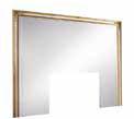 Зеркало приставное с вырезом под комод L.270 h.215 d.4 - Итальянская гостиная Leonardo