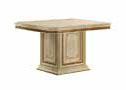 Стол квадратный раздвижной L.120 -160 h.79 d.120 - Итальянская гостиная Leonardo