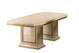 Стол прямоугольный нераскладной L.200 h.79 d.110 - Итальянская гостиная Leonardo