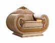 Кресло кат. А L.114 h.96 d.83 - Итальянская гостиная Leonardo