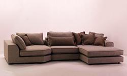 Угловой диван, ткань категории B, размер 315х178