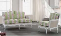 Комплект диван+кресло Bahamas (Италия) - Цена с учетом скидки 30%