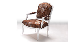 Кресло, обивка как на фото, размеры.ш/в/г: 65/96/53