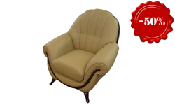 Кресло Pompei (Италия) СКИДКА - 50%