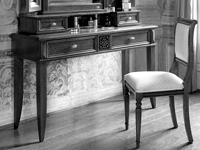 Надстройка для комода/консоли - Итальянская спальня Puccini bianco