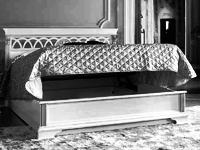 Подъемный механизм для кровати 160 - Итальянская спальня Puccini bianco