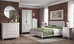 Спальня Bergen Latte