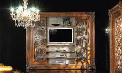 Стенка ТВ San Marco (Италия) - Стоимость указана с учётом скидки 60%