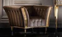 Кресло Diamante, размер 122х96х76h, обивка ткань кат.B