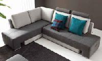 Диван-трансформер угловой,  размер 278х207, ткань IDRO  - Итальянская мягкая мебель Chloe