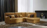 Угловой диван - размер 276х164х94h ткань IDRO  - Итальянская мягкая мебель Donatello