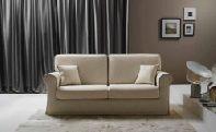 3-местный диван, нераскладной - размер 208х87х94h ткань IDRO - Итальянская мягкая мебель Donatello