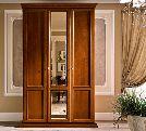 Зеркала для распашного шкафа (верх.+нижн.), артикул 143AR0.02VE, размер 31x4x145/55- Спальня Treviso avorio (frassino) фабрики Camelgroup