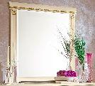 Зеркало прямоугольное, артикул 143SPE.02FR, размер 88x8x106- Спальня Treviso avorio (frassino) фабрики Camelgroup