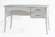 Стол письменный Ш. 125 Г. 65 В. 81,2 - Итальянская гостиная San Remo Bianco