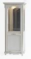 Витрина 1-дверная правая Ш. 72,1 Г. 47 В. 210 - Итальянская гостиная San Remo Bianco
