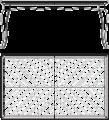 Стол прямоугольный раздвижной  L. 180/240 х 105  H. 79 - Итальянская гостиная Symfonia (орех)
