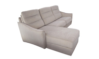 Угловой диван размером 264х165, ткань категории B, матрас 140х195 см, высота матраса 18 см