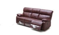 3-местный диван с 2-мя механическими реклайнерами, ткань кат.B, размер L225/101h/80(167)