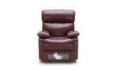 Кресло с механическим реклайнером, ткань кат.В, размер L102/101h/80(167)