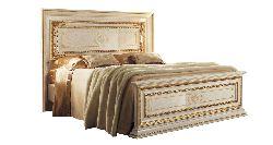 Кровать 200х200 L.229 h.140 d.223 - Итальянская спальня Leonardo