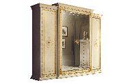 Шкаф 4 дверный большой L.273 h.240 d.69 - Итальянская спальня Leonardo