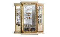 Витрина 4 дверная L.210 h.220 d.54 - Итальянская гостиная Leonardo
