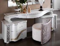 Туалетный стол - Итальянская спальня Miro