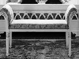Банкетка - Итальянская спальня Puccini bianco
