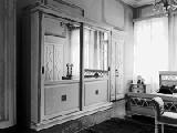 Шкаф-купе с зеркалами 2-х дверный - Итальянская спальня Puccini bianco
