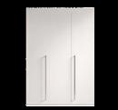 Шкаф, 3 двери 163 x 60 x 230 - Спальня TREVISO Grey