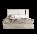 Кровать 154 х 203 Queen Size 182 x 211 x 128 - Спальня TREVISO Grey