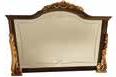 Зеркало к комоду (большое), размер L165  h117  D8 - Итальянская спальня Sinfonia