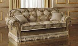3-местный диван, нераскладной - размер 220х95х95