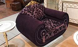 Кресло Lenardo, размер 114Х83Х96, обивка ткань как на фото
