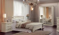 Спальня Silvia bianco