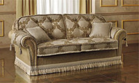 2-местный диван, нераскладной - размер 170х95х95h