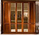 Шкаф 5 ств.  без зеркал, артикул 143AR5.01CI, размер 244х65х242 - Спальня Treviso фабрики Camelgroup