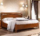 Кровать 160х200 без изн., артикул 143LET.01CI, размер 175х214х120- Спальня Treviso фабрики Camelgroup