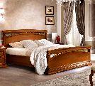 Кровать 180х200 без изн., артикул 143LET.03CI, размер 195х214х120- Спальня Treviso фабрики Camelgroup