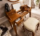 Стол туалетный, артикул 143SCR.01CI, размер 123x46x95- Спальня Treviso фабрики Camelgroup