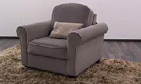 Кресло, ткань категории B, размер 120х105х98h, матрас 120х195 см, высота матраса 18 см