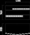 Комод  L. 130,3 x 58,3  H. 75,3 - Итальянская спальня Chanel