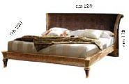 Кровать с мягким изголовьем 180*200 - Итальянская спальня Rossini