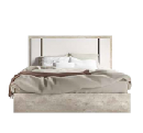 Кровать Кровать 160 х 203 202 x 211 x 128 - Спальня TREVISO Grey